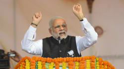 Prime Minister Modi Doubles His Rallies In Uttar