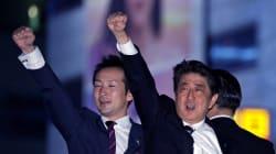 IL VOTO IN GIAPPONE - Abe vince le elezioni anticipate nel giorno del tifone
