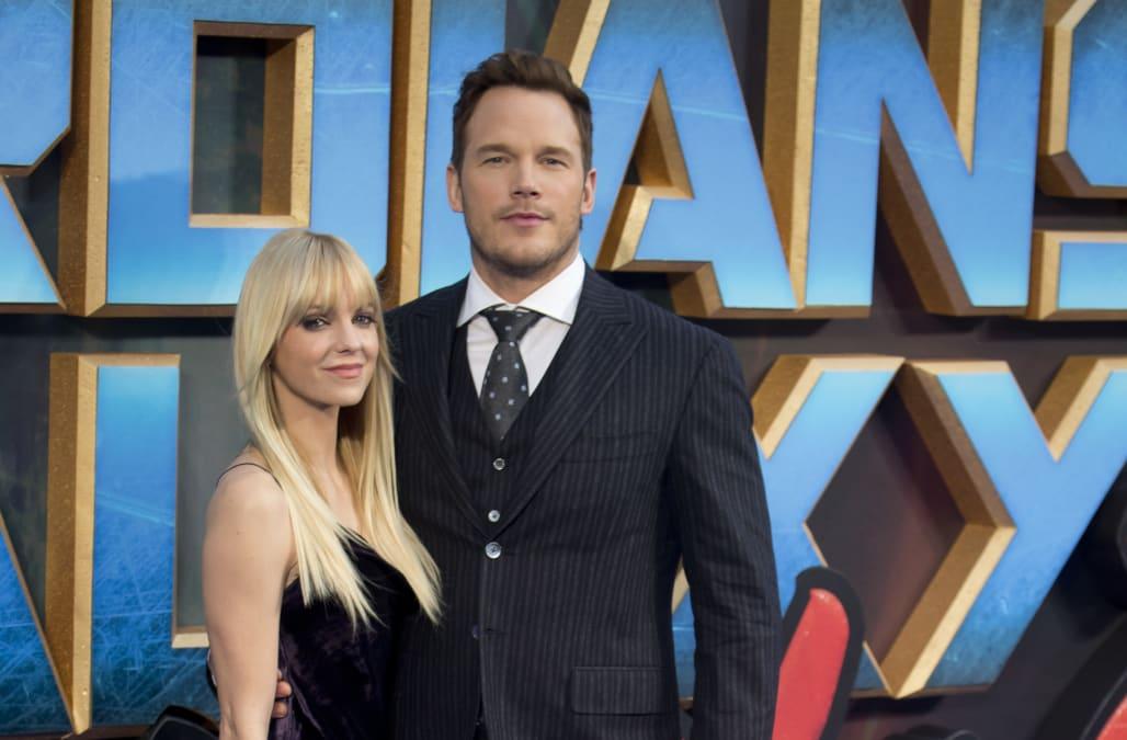 Chris Pratt and Anna Faris sign off on divorce: Reports ...