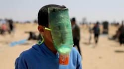 Al menos siete palestinos muertos y mil heridos por disparos del Ejército israelí contra manifestantes en