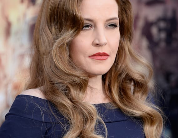 Lisa Marie Presley pays tribute to Elvis