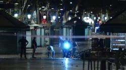 I video che raccontano un giorno di terrore tra Barcellona e
