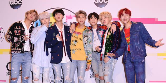 La K-pop en tête des ventes aux Etats-Unis