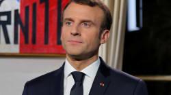 BLOG - Pour ses vœux 2019, Macron reste le Président du