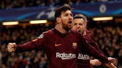 Messi rompt la malédiction face à Chelsea et arrache le nul pour le