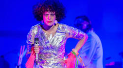 The Internet Hilariously Trolls Arcade Fire For Absurd Concert 'Dress