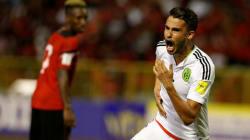 México vence 1 - 0 a Trinidad y