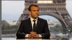 BLOG - Tout ce qu'il manquait au kit de com' de Macron était une interview musclée, c'est
