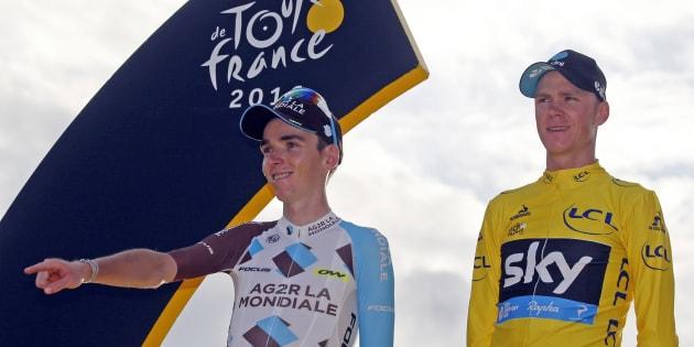 Romain Bardet pourrait-il remonter au classement du Tour de France 2017 en cas de sanction contre Froome?