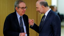 Moscovici contraddice Padoan: