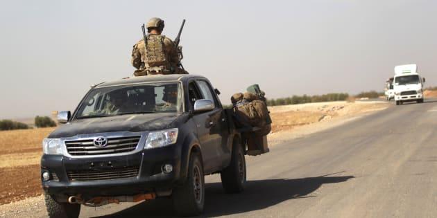 Ankara nie avoir divulgué l'emplacement des positions américaines — Syrie