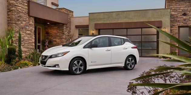 La nouvelle Nissan Leaf change presque tout