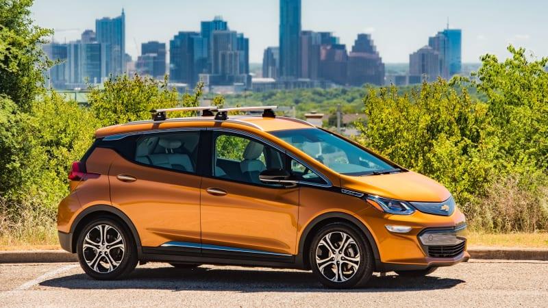 GM wird zurückgerufene Chevy Bolt EVs nicht reparieren, bis das Vertrauen in den Batteriehersteller wiederhergestellt ist€