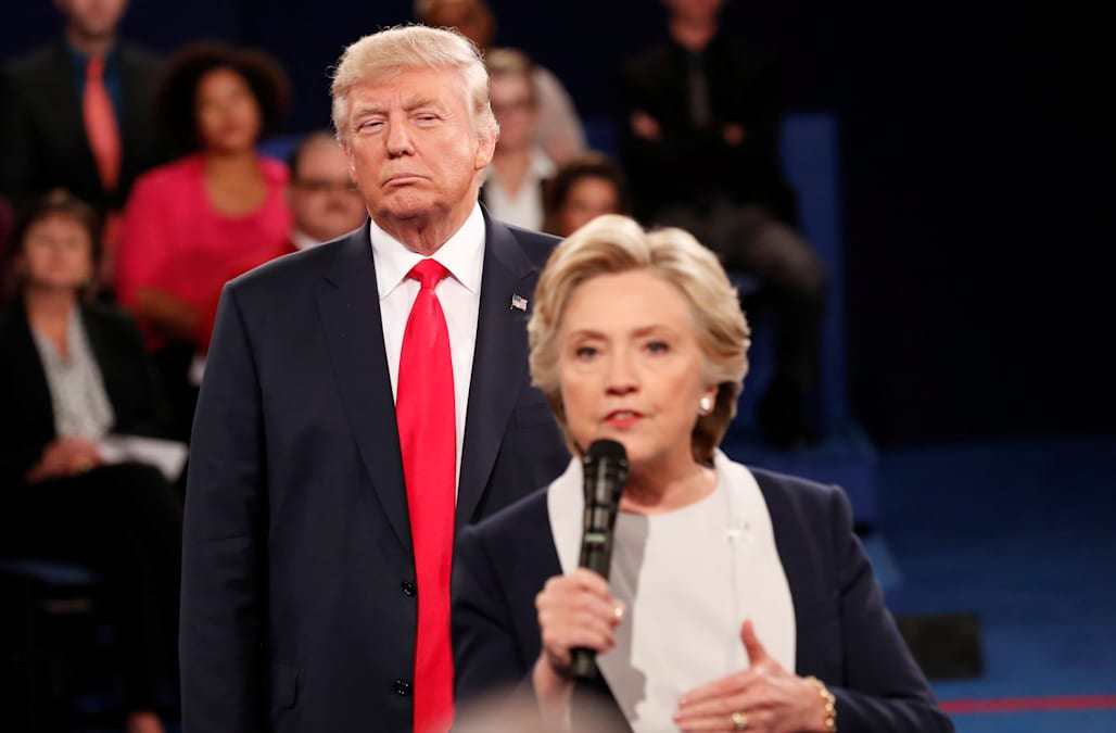 Trump Appears To Gloat About Using Cambridgeytica To Beat Hillary Clinton In