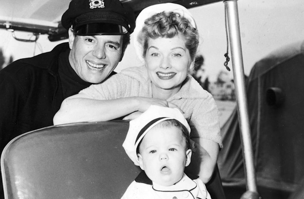 Lucille Ball and Desi Arnaz's daughter shares details of her