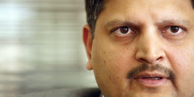 Billionaire businessman and newspaper publisher Atul Gupta.