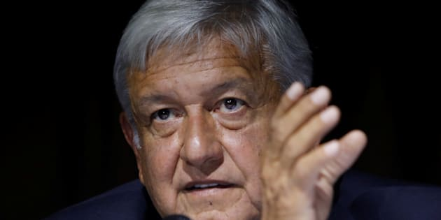 Andrés Maniule López Obrador.