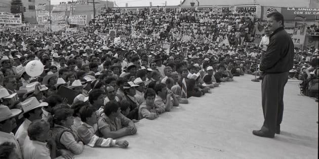 24 años después, el INAI ordena a PGR hacer pública la información sobre el caso Colosio.