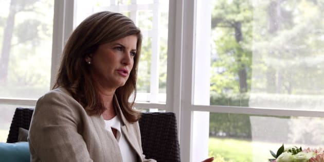 Former interim Conservative leader Rona Ambrose is shown during an interview with The Canadian Press in Ottawa, on May 18, 2017.