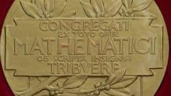 La médaille Fields d'un des lauréats a été