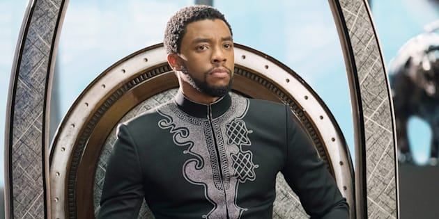 Le roi du Wakanda s'impose au box-office — Black Panther