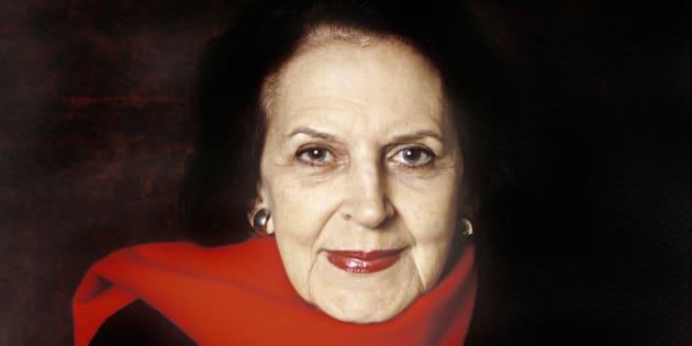 Lygia Fagundes Telles celebra 95 anos nesta quinta-feira (19).