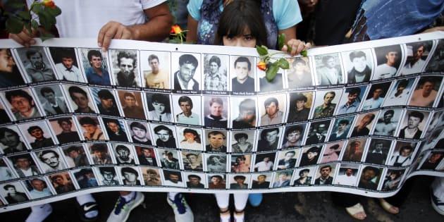 L'Aja, in aula Ratko Mladic detto il 'boia di Srebrenica'