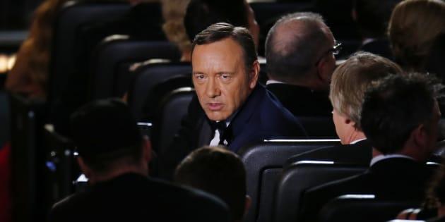 """Kevin Spacey visé par une vingtaine d'accusations pour """"comportement déplacé"""" dans un théâtre de Londres"""