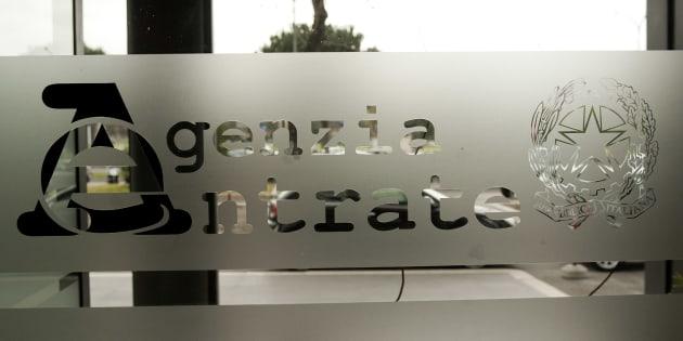 19/03/2012 Roma, la sede della direzione generale dell'Agenzia delle Entrate