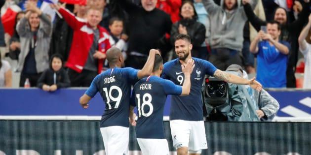 Coupe du monde: La France s'impose 2-0 face à l'Irlande pour débuter sa préparation au Mondial.