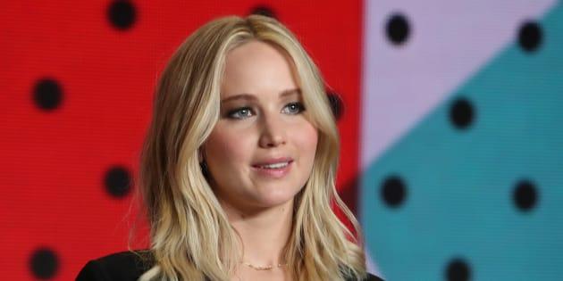Jennifer Lawrence faz declaração íntima sobre o vazamento