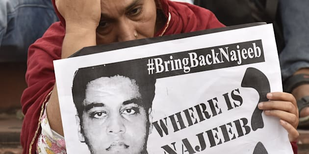 JNU students welcome HC order on Najeeb, but still wary