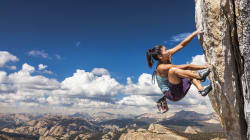 How Climbing A Massive Mountain Sent My Fears