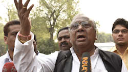 Former Telangana Congress MP Hanumantha Rao Detained For Calling FIR Against Him A