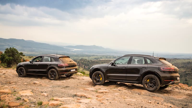 2020 Porsche Macan: News, Turbo, GTS, Release >> 2020 Porsche Macan Photos And Video From South African Testing