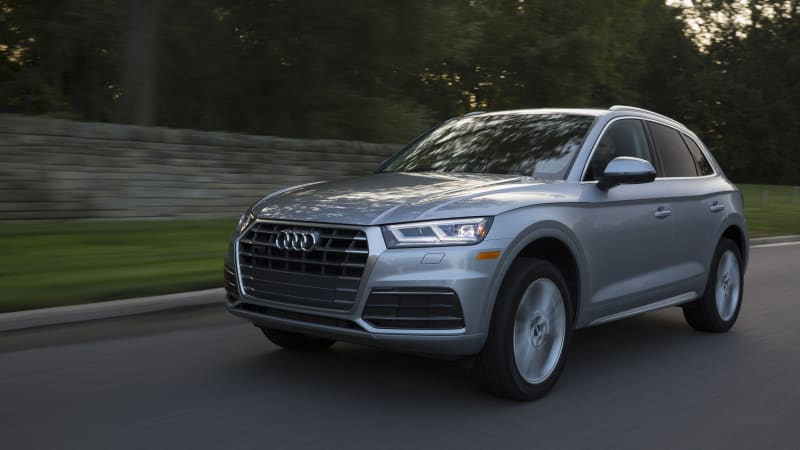2018 Audi Q5 Drivers  Notes Review | Style and substance