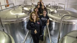Las poderosas mujeres de la industria de la cerveza en México