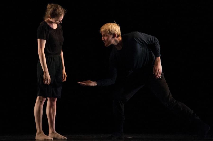 La compañía de danza contemporánea estadounidense Hubbard Street Dance participó en un festival llevado a cabo en el Centro Nacional de las Artes.