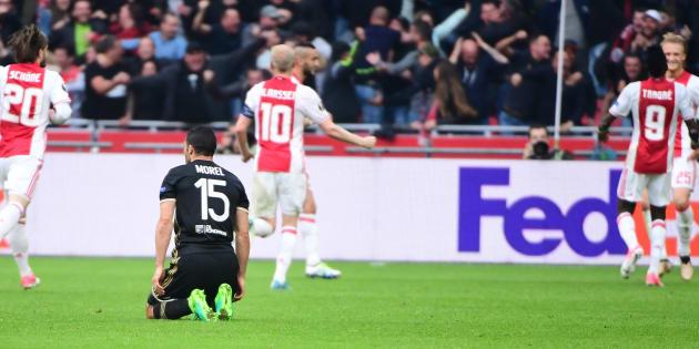 Ajax - OL: le résumé et les buts de l'humiliation lyonnaise contre l'Ajax