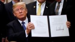 Trump promet de renvoyer des hommes sur la Lune et d'y