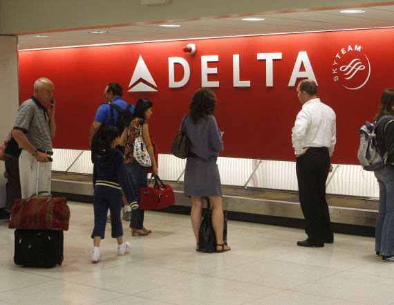Ex-Delta workers: We were fired for speaking Korean