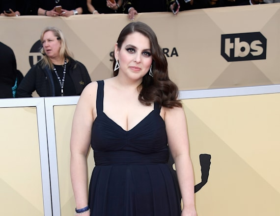 Actress wears her prom dress to SAG Awards