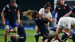L'équipe de France féminine de rugby fait comme le XV de France et s'incline face à