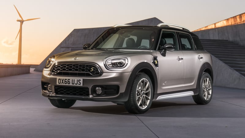 2018 Mini Cooper S E Countryman ALL4 Drivers