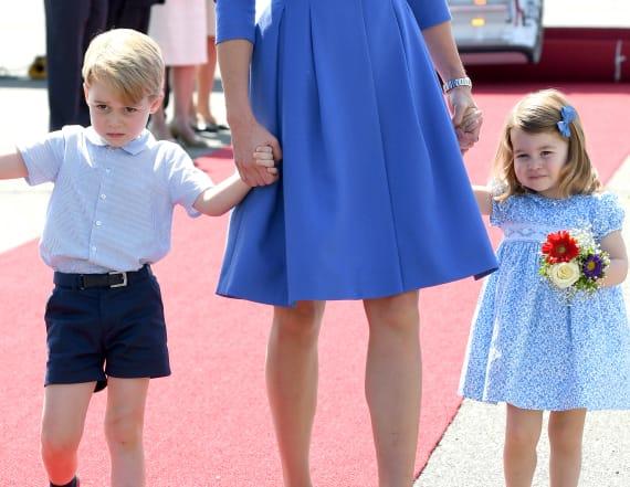 Inside Prince George & Princess Charlotte's dynamic