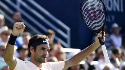 Roger Federer accède à la finale du simple de la Coupe