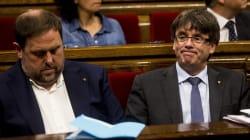 La 'cuestión catalana' y la solemnización de las