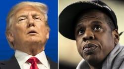Trump contro il rapper Jay-Z: