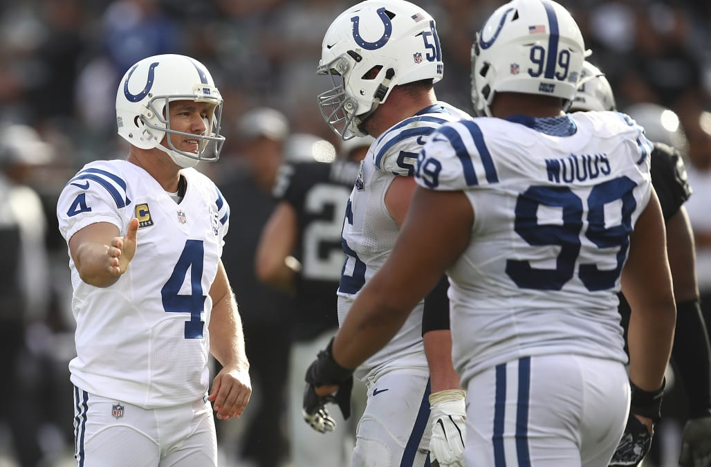 Adam Vinatieri becomes NFL s all-time points leader - AOL News 882e962f8