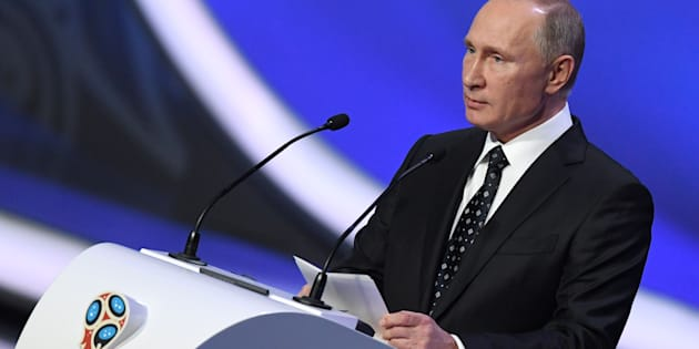 """""""En participant à la Coupe du Monde, nous blanchissons les crimes de Poutine"""""""